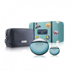 Bvlgari Aqua Eau De Toilette Gift Set - 100 ml