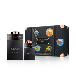 Bvlgari Man In Black 2-Piece Gift Set