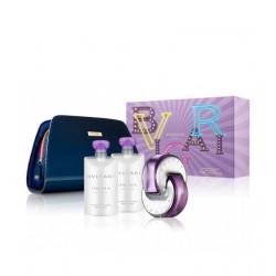 Bvlgari Omnia Amethyste - 4pcs Gift Set