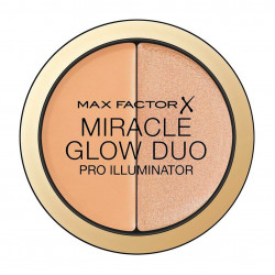 Max Factor Miracle Glow Duo Creamy Highlighters - N 20 - Light