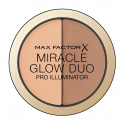 Max Factor Miracle Glow Duo Creamy Highlighters - N 20 - Medium