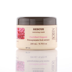 Screen - Restoration Mask With Pomegranate Extract -200 ml