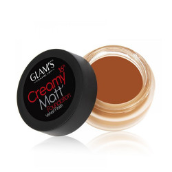 Glams Creamy Matt Foundation - N 248 - Almond