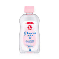Johnson's Baby Baby Oil - 200 ml