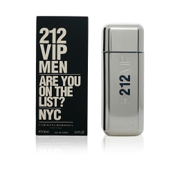 Carolina Herrera 212 VIP Eau De Toilette for Men - 100 ml
