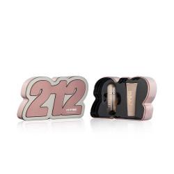 Carolina Herrera Ch 212 VIP Rose Eau De Perfume Gift Set
