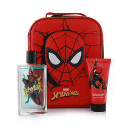Disney Spiderman Zip Case Gift Set