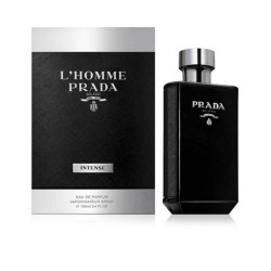 Prada L'Homme Intense Eau De Perfume for Men - 100 ml