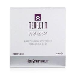 Neoretin Discrom Control Lightening Peel Pads