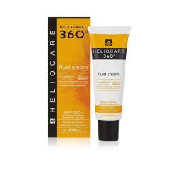 Heliocare 360 Fluid Cream SPF50+ - 50 ml
