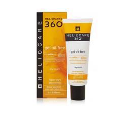 Heliocare 360 Gel Oil-free SPF 50 - 50 ml