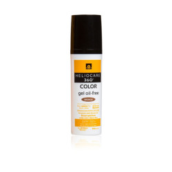 Heliocare 360 Color Gel Oil-free Bronze SPF50 - 50 ml