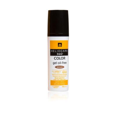 Heliocare 360 Color Gel Oil-free Bronze SPF50 - 50 ml