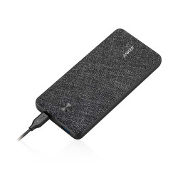 Anker PowerCore III Sense Powerbank 10000 mAh - Black Fabric