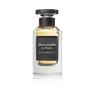 Abercrombie & Fitch Authentic Man Eau De Toilette - 100 ml