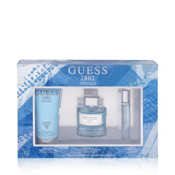 Guess 1981 Indigo for Women - 3 Pc Gift Set