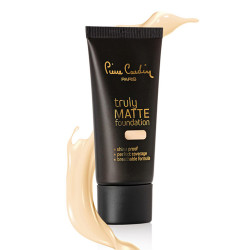 Pierre Cardin Truly Matte Foundation - Light