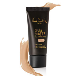 Pierre Cardin Truly Matte Foundation - Medium Beige