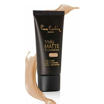 Pierre Cardin Truly Matte Foundation - Tan