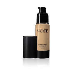 Note Mattifying Extreme Wear  Foundation - N 02 - Natural Beige