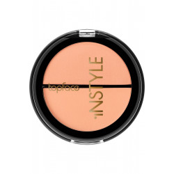 Topface Instyle Twin Blush On - N 3 - Matte - Pearl