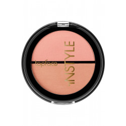 Topface Instyle Twin Blush On - N 4 - Pearl - Pearl