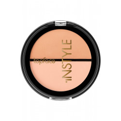 Topface Instyle Twin Blush On - N 5 - Matte - Matte