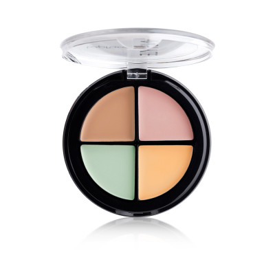 Topface Instyle Contour&Corrector Palette - N 002
