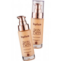 Topface Skin Twin Cover Foundation - N 6