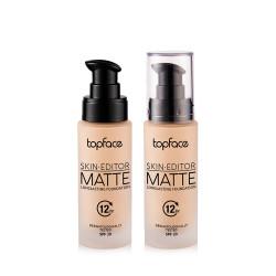 Topface Skin Editor Matte Foundation - N 1