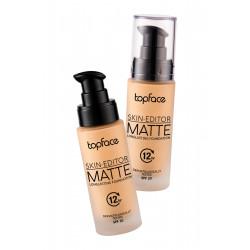 Topface Skin Editor Matte Foundation - N 5