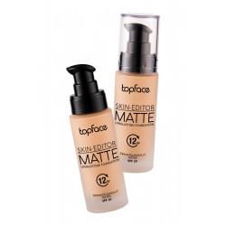 Topface Skin Editor Matte Foundation - N 6