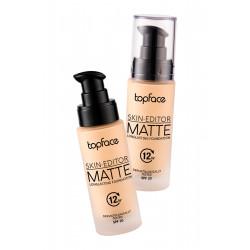 Topface Skin Editor Matte Foundation - N 7