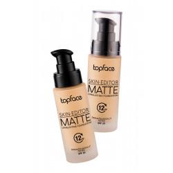 Topface Skin Editor Matte Foundation - N 8