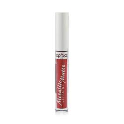 Topface Metallic Matte Lippaint Liquid lipstick - N 6