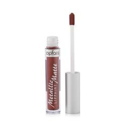 Topface Metallic Matte Lippaint Liquid lipstick - N 8