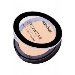 Topface Skinwear Matte Effect Powder - N 01
