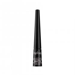 Topface Skin Editor Matte Eyeliner -  Carbon Black