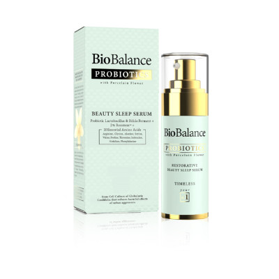 Bio Balance Probiotic Restorative Beauty Sleep Serum - 30 ml