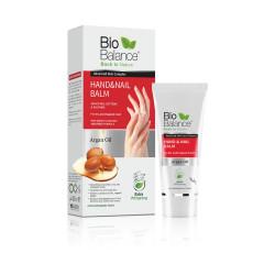 Bio Balance - Argan Oil Hand And Nail Balm  - 60 ml