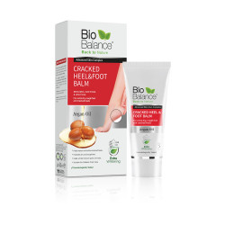 Bio Balance - Argan Oil Cracked Heel And Foot Blam - 60ml