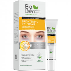Bio Balance Brightening Eye Cream - 15 ml