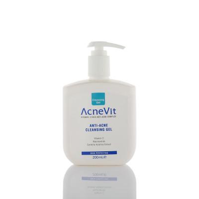 Acnevit - Anti Acne Cleansing Gel - 200 ml
