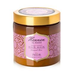 Hammam El Hana Argan Therapy Damask Rose Hair Mask - 500 ml