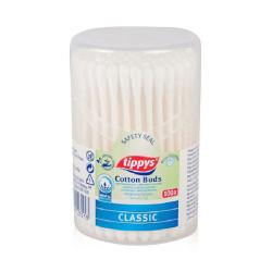 Tippys Cotton Buds Drum 100 Pieces