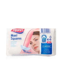Tippys Maxi Square Pads 40 Pieces