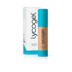 Lycogel Breathable Camouflage Foundation - Honey