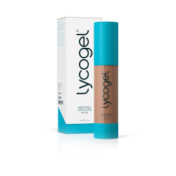 Lycogel Breathable Camouflage Foundation - Amber