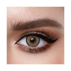Loroyal Colored Contact Lens - Fantasia Hazel - 3 Months