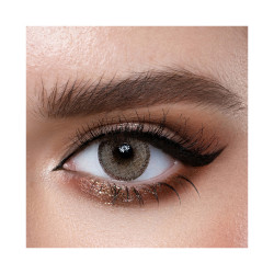 Loroyal Colored Contact Lens - Dream Green - 3 Months